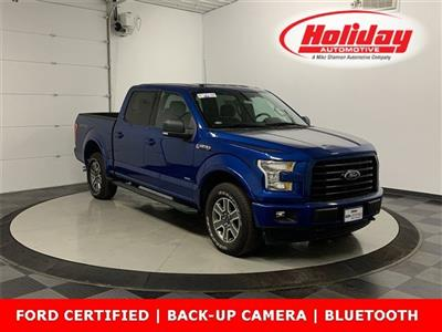 2017 F-150 SuperCrew Cab 4x4, Pickup #W1998 - photo 1