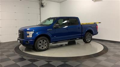 2017 F-150 SuperCrew Cab 4x4, Pickup #W1998 - photo 5