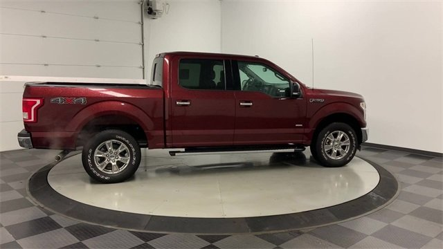 2017 F-150 SuperCrew Cab 4x4,  Pickup #W1999 - photo 37