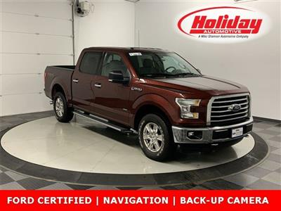 2017 F-150 SuperCrew Cab 4x4,  Pickup #W1999 - photo 1