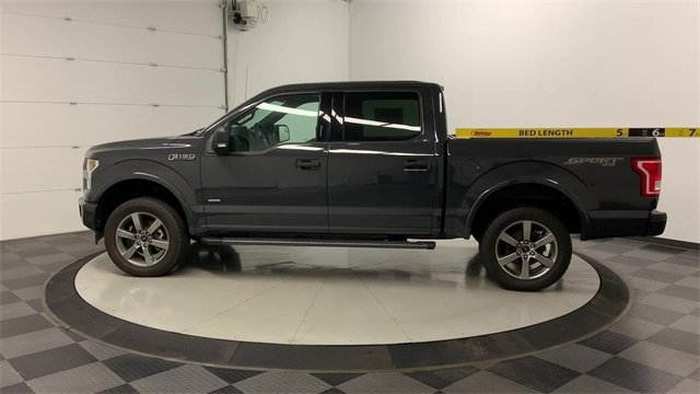 2017 F-150 SuperCrew Cab 4x4, Pickup #W2000 - photo 35