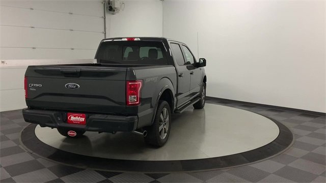 2017 F-150 SuperCrew Cab 4x4, Pickup #W2000 - photo 2