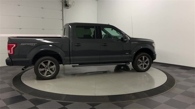 2017 F-150 SuperCrew Cab 4x4, Pickup #W2000 - photo 38