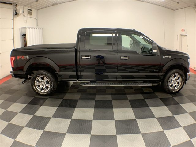2017 F-150 SuperCrew Cab 4x4,  Pickup #W2004 - photo 12