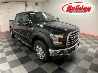 2017 F-150 SuperCrew Cab 4x4,  Pickup #W2004 - photo 1