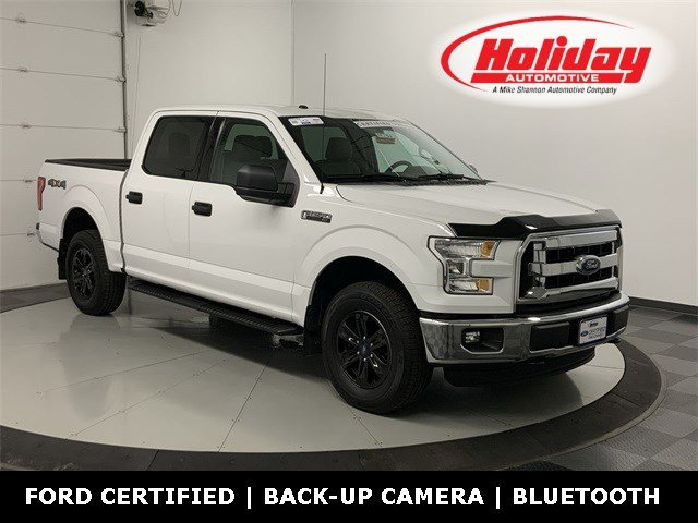 2015 F-150 SuperCrew Cab 4x4,  Pickup #W2005A - photo 1