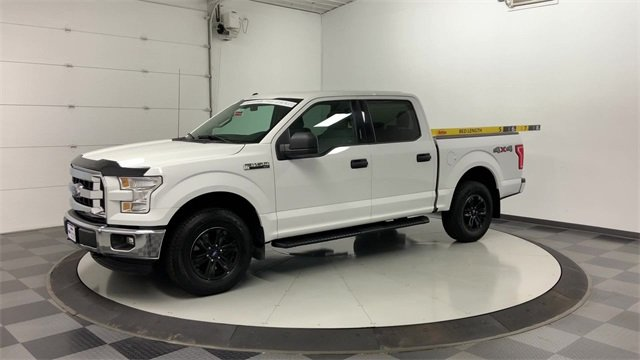 2015 F-150 SuperCrew Cab 4x4, Pickup #W2005A - photo 4