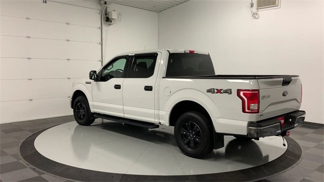 2015 F-150 SuperCrew Cab 4x4,  Pickup #W2005A - photo 10