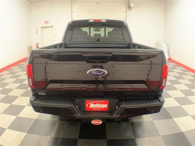 2018 F-150 SuperCrew Cab 4x4,  Pickup #W2062 - photo 10