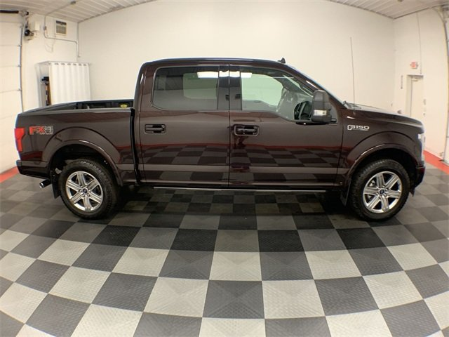 2018 F-150 SuperCrew Cab 4x4,  Pickup #W2062 - photo 11