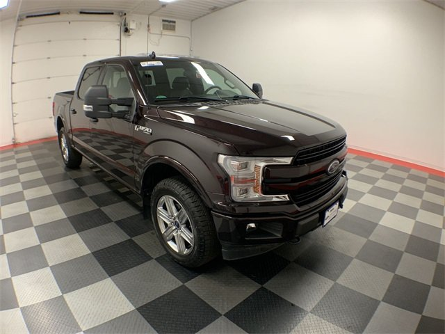 2018 F-150 SuperCrew Cab 4x4,  Pickup #W2062 - photo 12