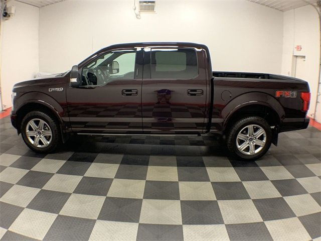 2018 F-150 SuperCrew Cab 4x4,  Pickup #W2062 - photo 8
