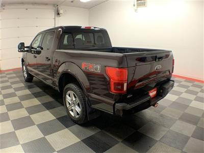 2018 F-150 SuperCrew Cab 4x4,  Pickup #W2062 - photo 2