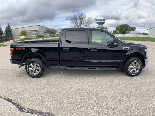 2018 Ford F-150 SuperCrew Cab 4x4, Pickup #20F356A - photo 8