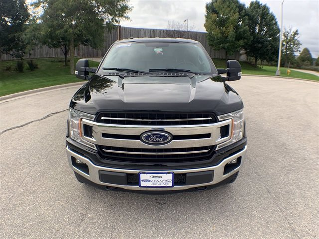 2018 F-150 SuperCrew Cab 4x4,  Pickup #W2063 - photo 10