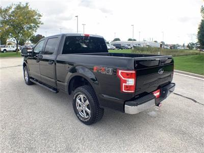 2018 Ford F-150 SuperCrew Cab 4x4, Pickup #20F356A - photo 4