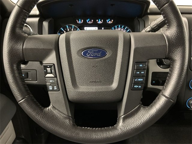 2013 F-150 SuperCrew Cab 4x4, Pickup #W2063A - photo 19