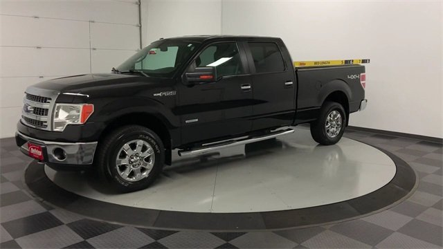 2013 F-150 SuperCrew Cab 4x4, Pickup #W2063A - photo 4