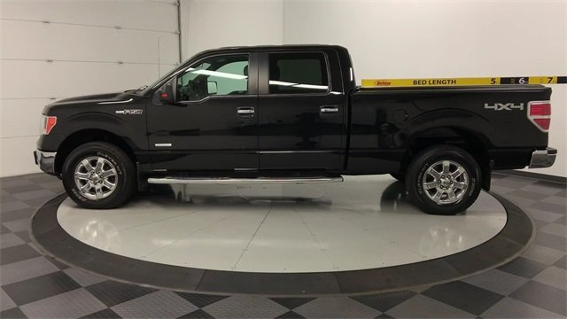 2013 F-150 SuperCrew Cab 4x4, Pickup #W2063A - photo 30