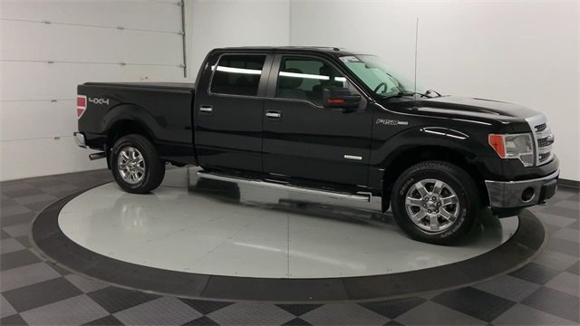 2013 F-150 SuperCrew Cab 4x4, Pickup #W2063A - photo 33