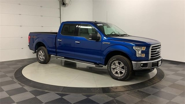 2017 F-150 SuperCrew Cab 4x4, Pickup #W2146 - photo 34