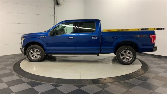 2017 F-150 SuperCrew Cab 4x4, Pickup #W2146 - photo 36