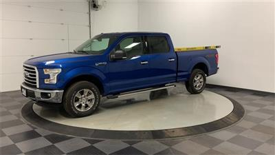 2017 F-150 SuperCrew Cab 4x4, Pickup #W2146 - photo 3