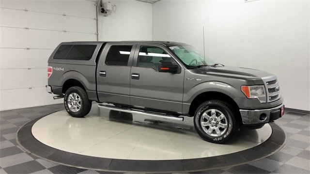 2013 F-150 SuperCrew Cab 4x4, Pickup #W2243A - photo 32