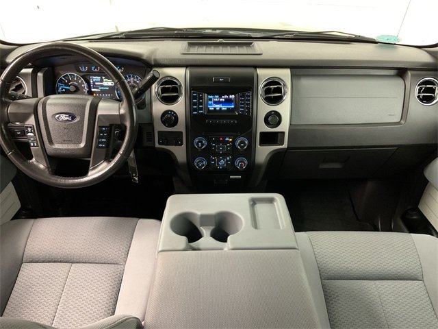 2013 F-150 SuperCrew Cab 4x4, Pickup #W2243A - photo 4