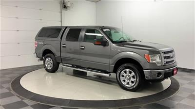 2013 F-150 SuperCrew Cab 4x4, Pickup #W2243A - photo 26