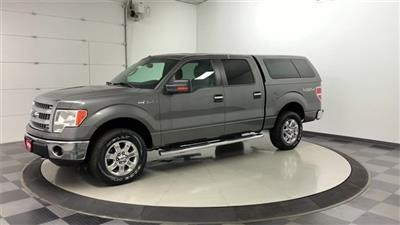 2013 F-150 SuperCrew Cab 4x4, Pickup #W2243A - photo 2