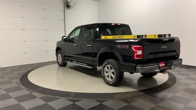 2018 F-150 SuperCrew Cab 4x4, Pickup #W2321 - photo 35