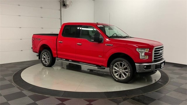 2017 F-150 SuperCrew Cab 4x4,  Pickup #W2322 - photo 33