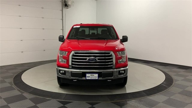2017 F-150 SuperCrew Cab 4x4,  Pickup #W2322 - photo 34