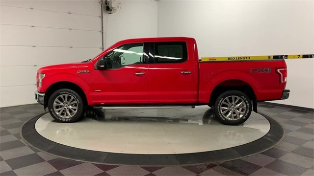 2017 F-150 SuperCrew Cab 4x4,  Pickup #W2322 - photo 35