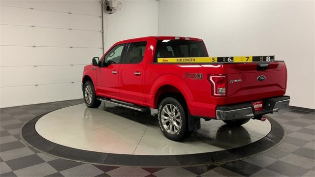 2017 F-150 SuperCrew Cab 4x4,  Pickup #W2322 - photo 36