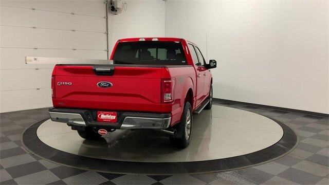 2017 F-150 SuperCrew Cab 4x4,  Pickup #W2322 - photo 37