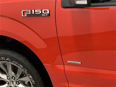 2017 F-150 SuperCrew Cab 4x4,  Pickup #W2322 - photo 11