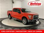 2017 F-150 SuperCrew Cab 4x4,  Pickup #W2322 - photo 1