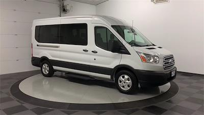 2019 Transit 350 Med Roof 4x2,  Passenger Wagon #W2482 - photo 3