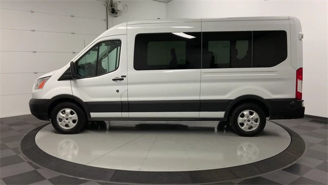 2019 Transit 350 Med Roof 4x2, Passenger Wagon #W2483 - photo 25