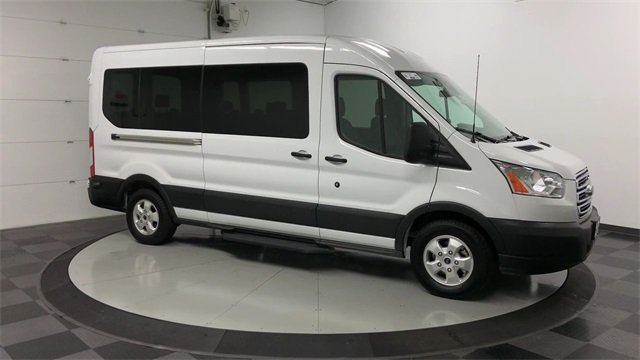 2019 Transit 350 Med Roof 4x2, Passenger Wagon #W2483 - photo 28