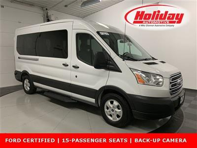 2019 Transit 350 Med Roof 4x2, Passenger Wagon #W2483 - photo 1