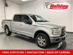2017 F-150 SuperCrew Cab 4x4,  Pickup #W2496 - photo 1