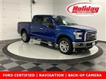 2017 F-150 SuperCrew Cab 4x4, Pickup #W2499 - photo 1