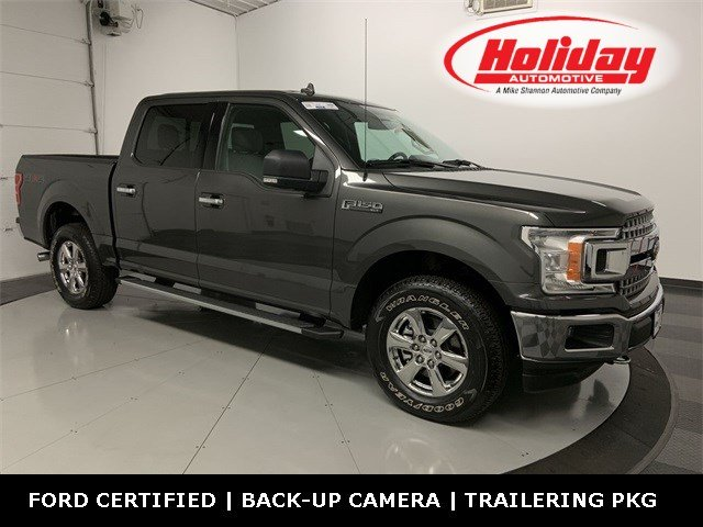 2018 F-150 SuperCrew Cab 4x4, Pickup #W2543 - photo 1