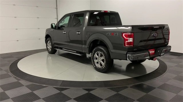2018 F-150 SuperCrew Cab 4x4, Pickup #W2543 - photo 33