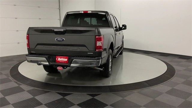 2018 F-150 SuperCrew Cab 4x4, Pickup #W2543 - photo 2