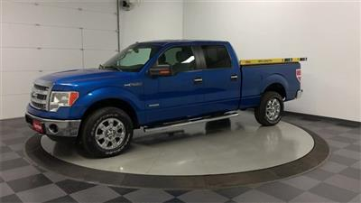 2014 F-150 SuperCrew Cab 4x4, Pickup #W2551B - photo 3