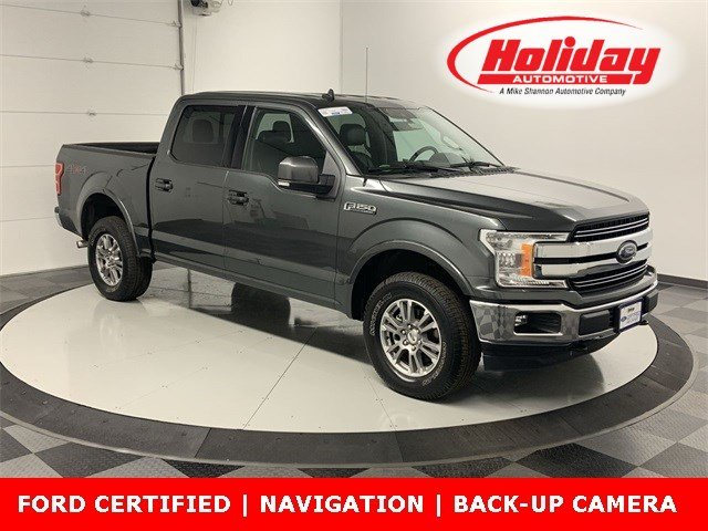 2019 F-150 SuperCrew Cab 4x4, Pickup #W2583 - photo 1
